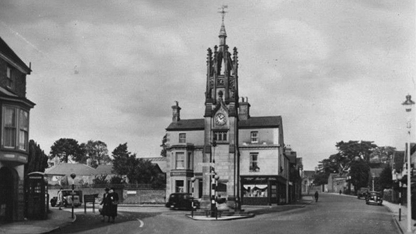 kenilworth clock tower c1938 600
